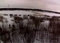 Переправа через реку Пинега в Паленьге